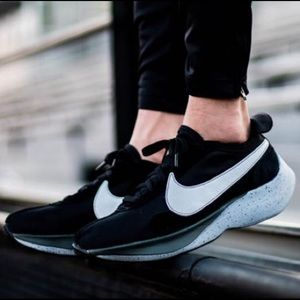 Nike Moon Racer 'Black' Sneakers AQ4121 001